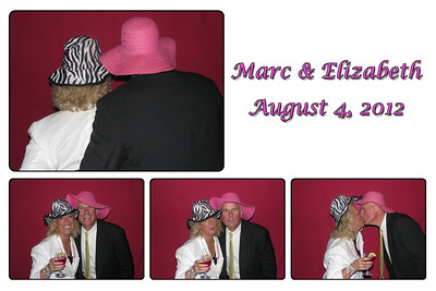 8-4 Marc and Elizabeth Wedding
