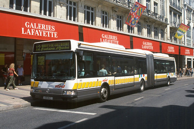 Buses of France