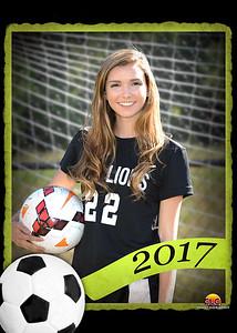 CHS Girls Soccer Photo Day 2017