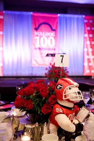 Bulldog 100 Celebration