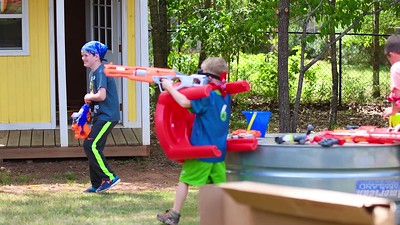 2017 04 15 Sims Vickers Nerf Party
