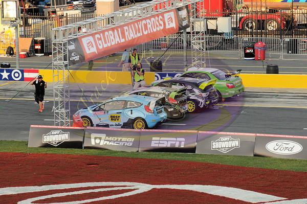 Charlotte Motorspeedway - Global Rallycross - May 26, 2012