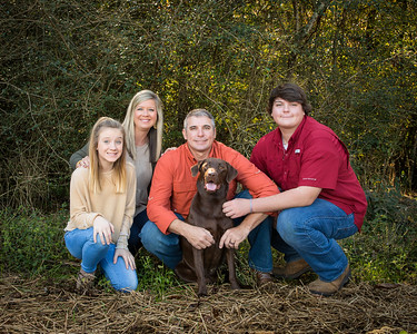 Carr Family 2020