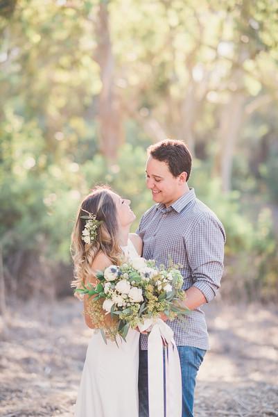 Nick & Heather // Coastal inspired engagement