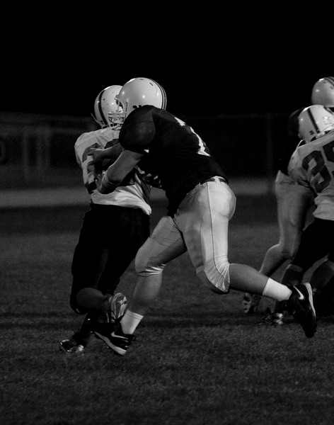 SHS JV Football 10.04.07