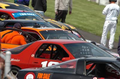 Sunday Group 3 Race - 2007 Spring Sprints