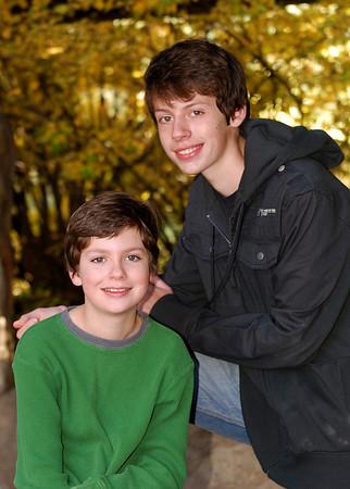 Paul and John Ryan