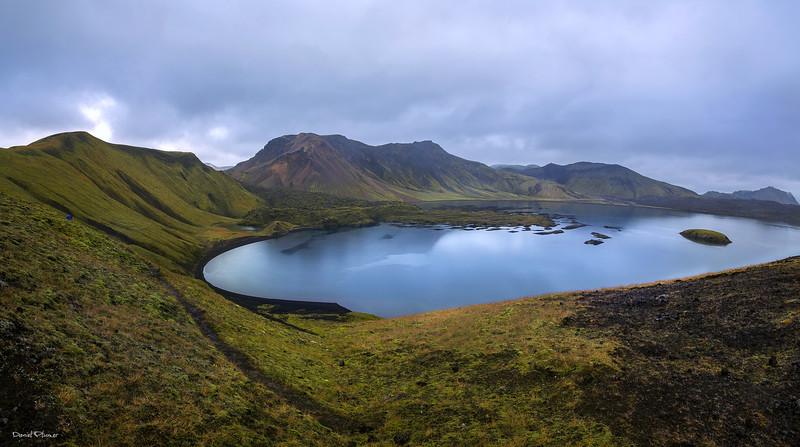 Frostastaðavatn Lake