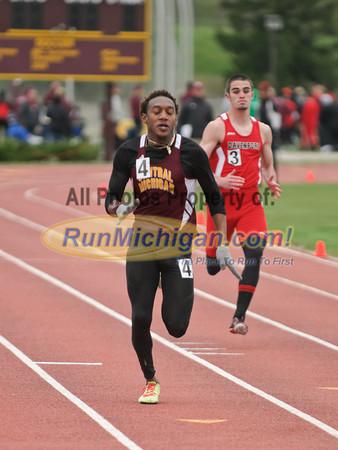 CMU - Bennett - 200M Run