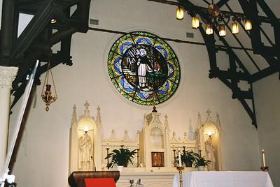 Our Lady of Peace & St. Thomas Aquinas