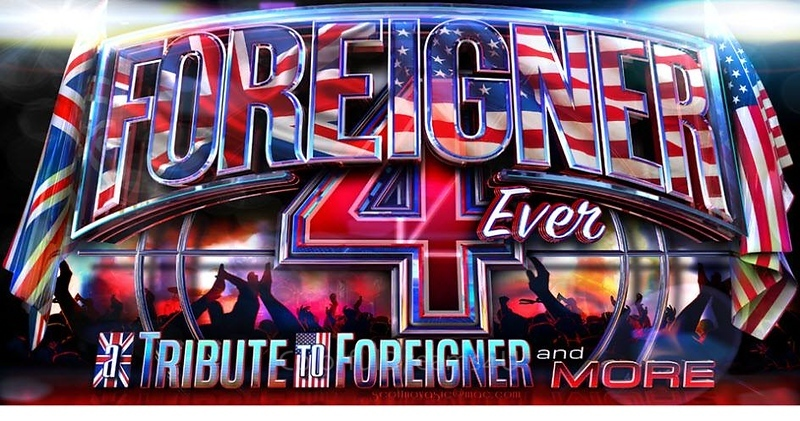 Foreigner 4 Ever