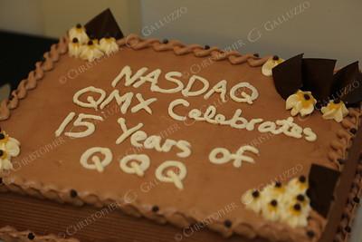 NASDAQ QQQ Cake