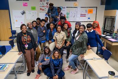 Columbia High School - Career Day 2017