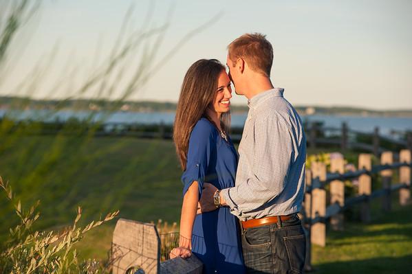 Michelle and Matt's Engagements