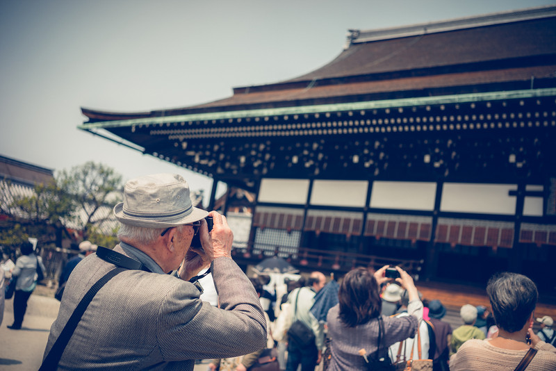 Leica Photographer In Japan