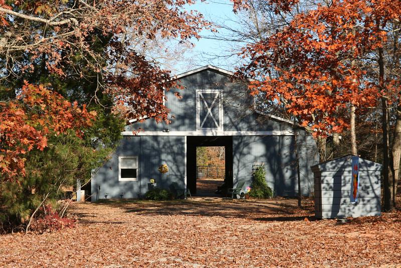 Isn't the barn gorgeous?
