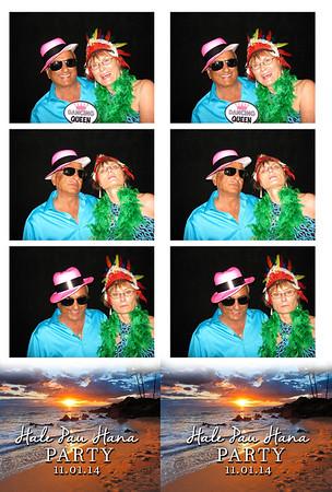 Hale Pau Hana Party 2014