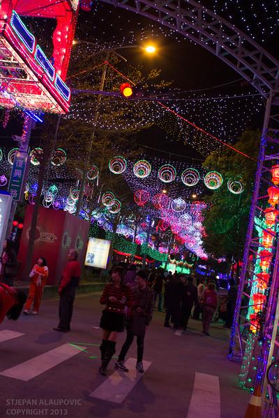 Taiwan 2013 Lantern Festival