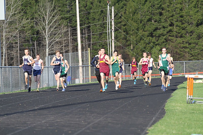 Manton Invite Boys 800 Meter