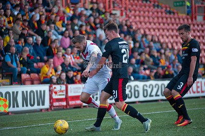 Airdrieonians v Partick Thistle 25 7 17