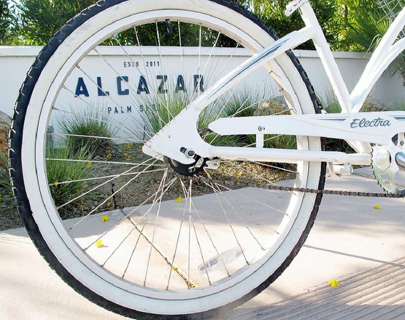 . Alcazar is a Spanish-courtyard-style hotel in the Uptown Design District.