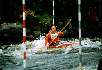 AP WWC: 1972-1989 Last Ditch and Wolf River Slalom Canoe-Kayak Whitewater Favorites or FAVS (USA WI White Lake)