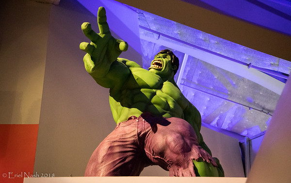 Marvel Exhibit 2018