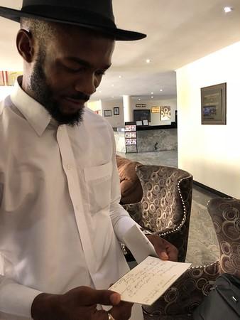 Hezekiah Receiving Donated Torah and Guest House