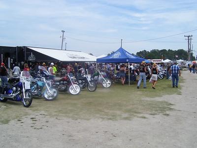 2007 Wilson NC Easyriders Rodeo PART 2