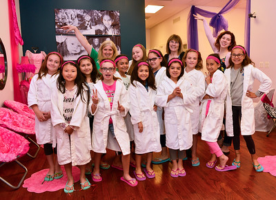 Girl Scouts  - SPA-tacular End of the Year Celebration