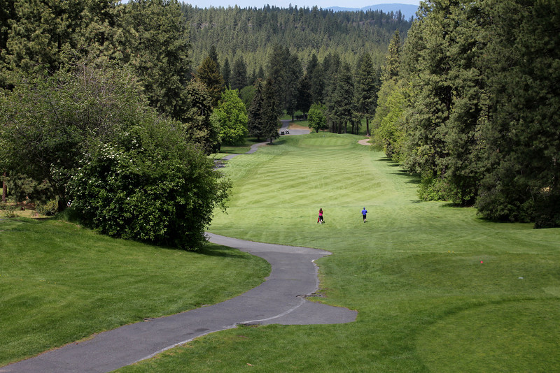 #10, Indian Canyon GC,  Spokane, Wa