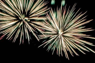 Whitesville Fireworks 2015