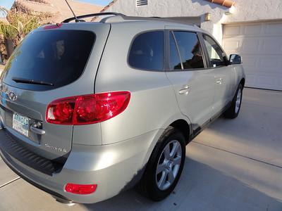 2010-08-20 2009 Hyundai Santa Fe
