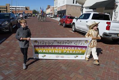 Biloxi Children's Mardi Gras Parade 2020
