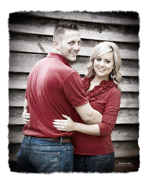 Stephen and Greta (Engagement)