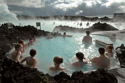 Blue Lagoon - Reykjavik Island May 06