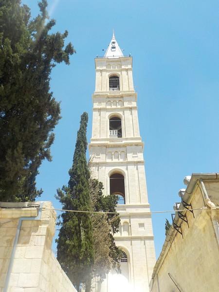 37 Елеонский Спасо-Вознесенский монастырь. Воскресенье, 17 мая, 7:50