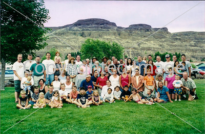 QFamily Reunion 2001