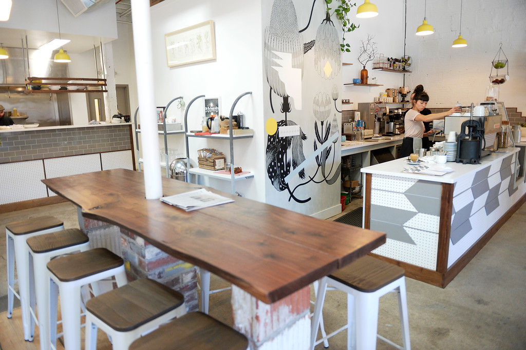 . Stowaway, a new location for coffee and dining has come to Denver\'s RiNo neighborhood. Stowaway, at 2528 Walnut Street, was photographed on Thursday, March 10, 2016.  (Photo by Cyrus McCrimmon/ The Denver Post)