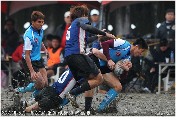 65屆全國賽-社男組準決賽-長榮國訓 VS 輔仁大學(CJU&NSTC vs FJU)