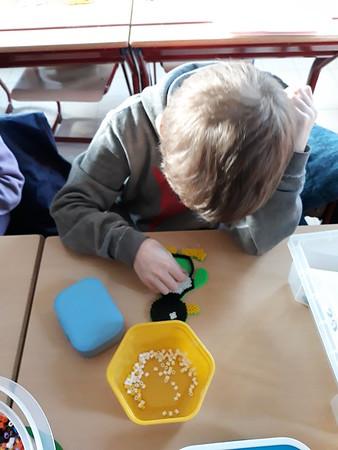 Klas 6: strijkparelen