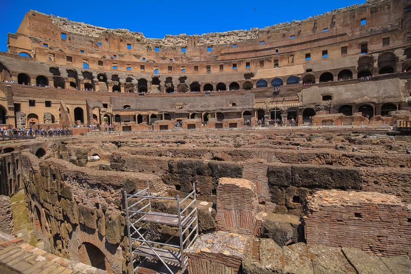 AITALY 2015,11 297-303A, SMALL, inside Colusseum, Rome.jpg