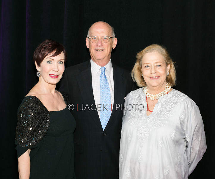 Photo Credit: Jacek Photo. Caption: L-R:  Peg Greenspon, Irvin Lippman and Hope Alswang at The Cultural Council of Palm Beach County 2014 Muse Awards at The Kravis Center in West Palm Beach, Fla. on March 13, 2014.