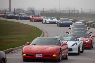 Corvette Invasion 2021 COTA