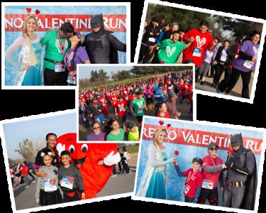 Fresno Valentine Run