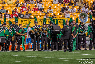 8-20-2017 SVC Marching Band at Steelers Game