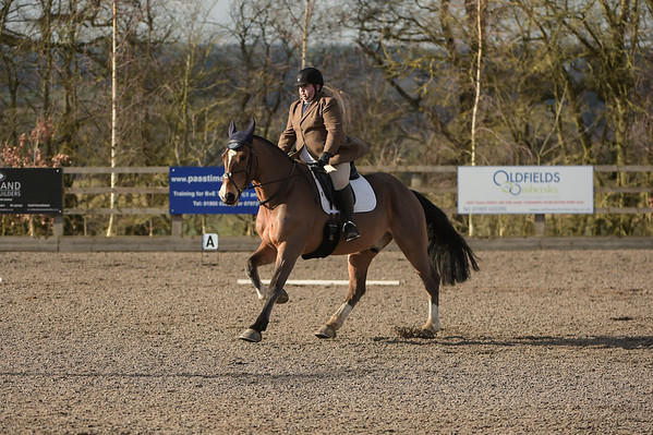 LEC Unaffiliated Dressage, 4th February 2018