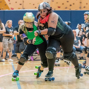 5/11/2019 AZRD Valley Rollers vs Casa Grande Big City Bombers