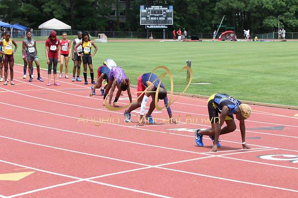 2017 AAU RegQual : Boys 200m Finals