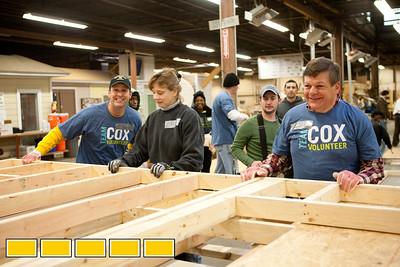 2011 Cox Habitat Build